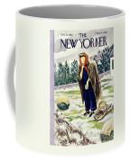 New Yorker March 23rd 1946 Coffee Mug