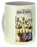 New Yorker March 8, 1947 Coffee Mug