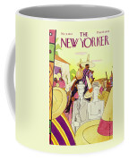 New Yorker March 9th 1946 Coffee Mug