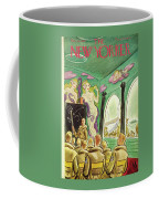 New Yorker November 13th 1943 Coffee Mug