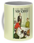 New Yorker November 27th 1943 Coffee Mug