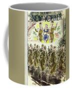New Yorker November 7th 1942 Coffee Mug