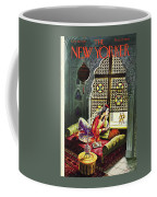 New Yorker October 30th 1943 Coffee Mug