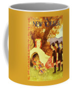 New Yorker October 9th 1943 Coffee Mug