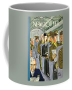 New Yorker September 18th 1943 Coffee Mug