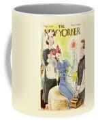 New Yorker September 4th 1943 Coffee Mug
