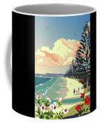 New Zealand Orewa Beach Coffee Mug