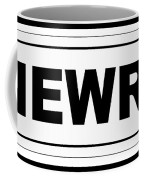 Newry City Nameplate Coffee Mug
