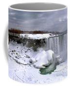 Niagara Falls Late Winter Coffee Mug