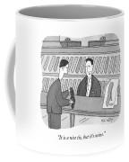 Nice Tie Coffee Mug