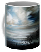 Night And Day Coffee Mug by Mark Taylor