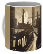 Night Bustle Coffee Mug