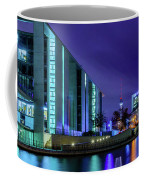 Night In Berlin Coffee Mug by Dmytro Korol