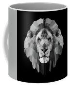 Night Lion Coffee Mug