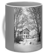 No One Home Coffee Mug by Kendall McKernon