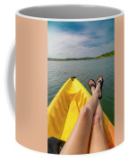 No Particular Place To Go In Maine Coffee Mug