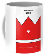 No1027 My Annie Minimal Movie Poster Coffee Mug