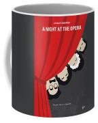 No1053 My A Night At The Opera Minimal Movie Poster Coffee Mug