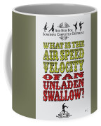 No14 My Silly Quote Poster Coffee Mug