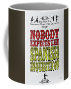 No17 My Silly Quote Poster Coffee Mug