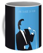 No279 My Julio Iglesias Minimal Music Poster Coffee Mug