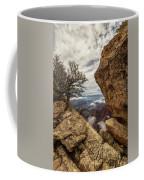 North Rim Fog 1 - Grand Canyon National Park - Arizona Coffee Mug