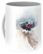 Northern European Train Coffee Mug
