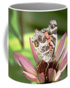 Nose In The Air Coffee Mug by Sally Sperry