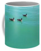 Not A V Coffee Mug by Robert Knight
