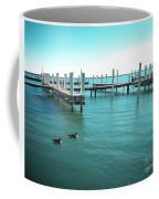 Not Docked Coffee Mug by Robert Knight