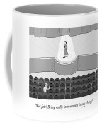 Not Fair Coffee Mug