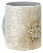 Not Quite White Coffee Mug by Mary Jo Allen
