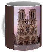 Notre Dame Cathedral Dawn Coffee Mug by Jemmy Archer