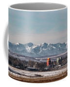 November Nanton Coffee Mug by Brad Allen Fine Art