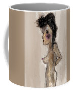 Nude 46 Coffee Mug