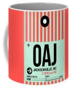 Oaj Jacksonville Luggage Tag I Coffee Mug