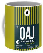 Oaj Oaj Jacksonville Luggage Tag I Luggage Tag I Coffee Mug