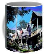 Oak Bluffs Martha's Vineyard Coffee Mug
