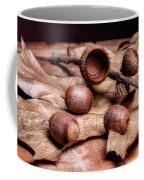 Oak Tree Macro Coffee Mug