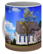 Oakland White Church Coffee Mug