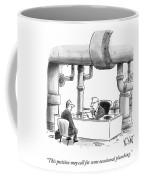 Occasional Plumbing Coffee Mug