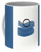Ocean Zen 1- Art By Linda Woods Coffee Mug
