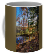 October Late Afternoon Coffee Mug by Kendall McKernon