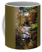 October Window Coffee Mug by Kendall McKernon