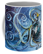 Octopus Of Nine Brains Coffee Mug