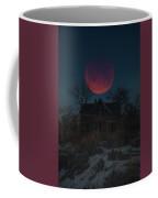 Of Wolf And Man  Coffee Mug