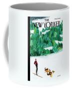 Off The Path Coffee Mug