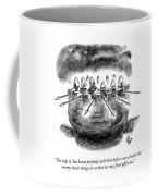 Offensive Remarks Coffee Mug