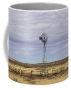 Oklahoma Windmill Coffee Mug