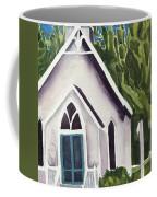 Old Church Copake Falls Coffee Mug